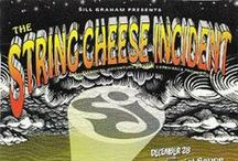 String Cheese Incident Posters / by PosterScene.com