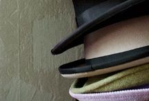 hats / by roxane ps