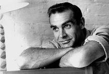 Sean Connery / by Tina Davis