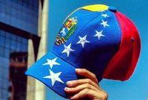 Es Venezuela / Un tablero donde encontraras todo lo referente a mi país. Su historia, su cultura, sus ciudades, sus paisajes y sus bellas mujeres. / by Josué Ochoa