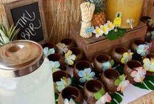 hawaiian party / by Jessica Stylianou