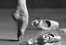 A passion for dance / by Daniela Apestegui