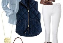 My style/Outfits I like / by Karla Willcome