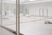 Architecture: Interiors / Residential and Commercial / by Yung Hung