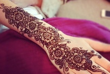 Henna :) / by Raven Redel