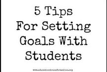 Goal Setting Articles / Articles about goal setting / by Ryan Celestain {Youth Speaker}