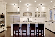 design | kitchens / by Katie DeGross