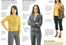 INTERVIEW ATTIRE - Women / Browse through the gallery of interview outfits for women to get an idea of what to wear to an interview. / by Wartburg College Career & Vocation Services