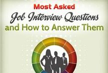 INTERVIEW TIPS / Everything you need to know to successfully ace a job interview. / by Wartburg College Career & Vocation Services
