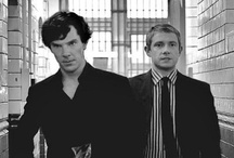 Sherlock / all about Sherlock Cast and the BBC series. Fanvideos, setlock and beautiful fanart. -Enjoy Johnlock feels- / by Clara L.