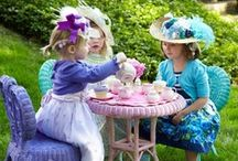 Tea Party / Everything that makes tea special....sharing, or tea for one! / by Cathy Sacco