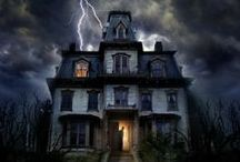 Hauntings / Haunted hotels and creepy places / by Cathy Sacco