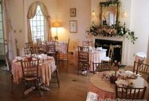 Tea Rooms / by Cathy Sacco