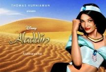 A Whole New World / I dedicated this to my favorite number 1 Disney couple.... Aladdin & Jasmine <3  / by Shelly Skenes