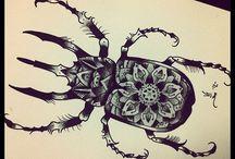 tattoos / by Elizabeth Hudson
