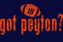 Peyton Manning / by Rosemary Cardno