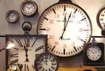 What Time Is It / by Lynne Hantverk Einhorn
