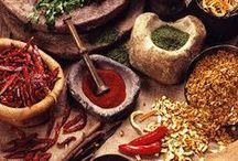 pócimas y demás yerbas / tragos y preparados a base de aromáticas, frutas y condimentos- cultivo de hierbas / by marta faur