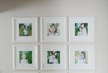 Photo Walls / by Amy Plumb (Amelia Plumb Photography)
