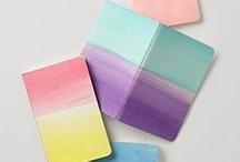 Cool Color Combos  / by Amy Plumb (Amelia Plumb Photography)