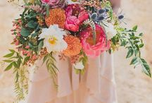 Florals / wedding flowers / by Zephyr Tents