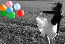 Balloon / by Jewel Bharati