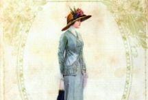 Costumes d'époque  / by Farashatun