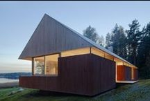 Wood / by Anders Holmberg Arkitekter
