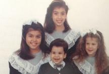 Sister, Sister!  / by Kim Kardashian