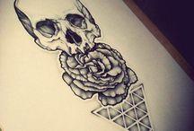 i n k e d / by Shania Black