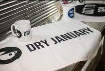 Dry January Warm Up Event - London, The Hoxton Pony / by DryJanuary