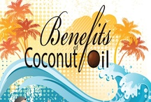 Healthy Inspiration via Coconuts! / Inspiration for YOU to eat & be healthy is everywhere! Enjoy the delicious nutrition & benefit of Coconuts! :: I believe that nutrition choice is imperative for improving your wellbeing.   / by W for Wellbeing