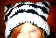My hand crocheted goodies! / These are items I have completed in the past.  Yes, you guessed it... hats are my specialty.  I continue to add to this board as I finish more projects, so keep checking back! / by Jeannie Waltz-Richards