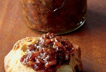Sauces - Condiments - Jams - Dressing - Chutney  / by Judy
