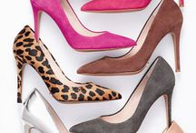 Shoes! / The stylish shoes I wish I could afford. / by Emma Hinds