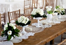 Amanda/Michael / Inspiration for vintage/garden themed Spring wedding in North Carolina (5/4/13) / by The Dolce Design