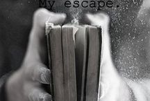Escaping Reality Via Books / by Emily Devlin