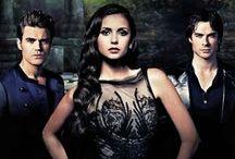 The Vampires Diaries / by Elsa Santos