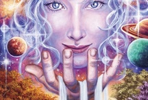 My world of Tarot, and the Psychic, -n- a little Magic / by Debbie Brydon