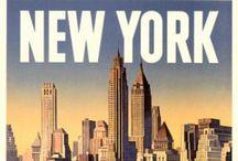 New York, New York / by Paula Turner