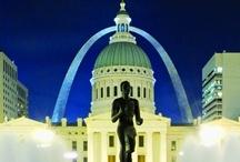 Meet Me In -  ST. LOUIS / St. Louis, Missouri / by Linda