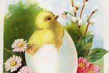 Påsk - Easter / by Annelie Gustavsson