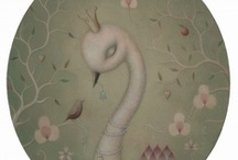 Swan Songs / The Swan Princess / The Ugly Duckling / 6 Swan Brothers / The Wild Swans / Swan Lake / by Sky Young