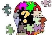 PSYCHOLOGY+NEUROSCIENCE+PSYCHIATRY / by Kathy Tanaka