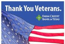 Community caring and sharing / by Farm Credit Bank of Texas