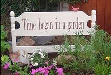 ♥ Garden ♥ / by Laurie Baumgartner Pinzel