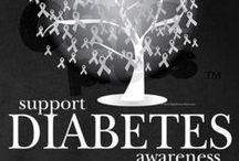 Diabetes / by Kerri Engeler