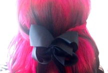 Hair: Dyed, Bleached, Colored & Chalked / by ⊱✿⊰ ᙜєℓἄกἲє ⊱✿⊰