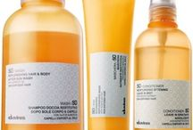 Product Love / We're proud to sell Bumble and bumble, Davines and Shu Uemura hair products. / by BANGbang Salon & Creative Space