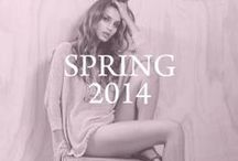 spring 2014 / Left on Houston's Spring Collection / by Left on Houston